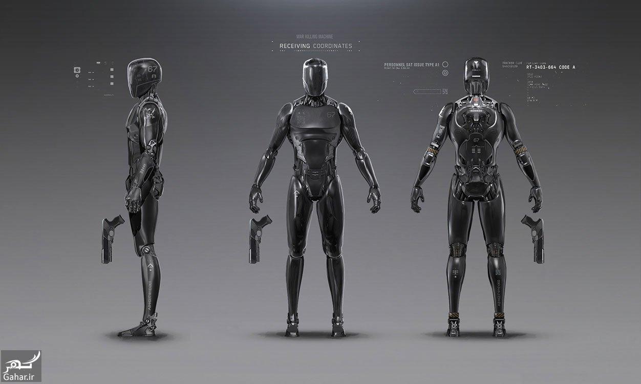 Robot Design4 نحوه طراحی و ساخت ربات