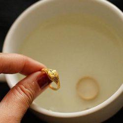 آیا آب طلا برای رفع ترس و اضطراب مفید است؟