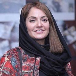 عکسهای مهناز افشار در جشنواره فیلم فجر ۹۷ ( اکران فیلم آشفتگی )