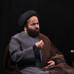 سید حسن آقامیری به کانادا رفت و مهمان بازیگر زن ایرانی شد / عکس