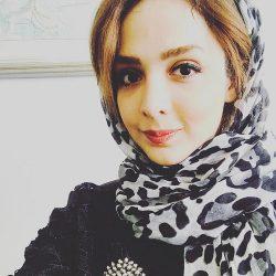 عکسها و بیوگرافی المیرا دهقانی بازیگر لحظه گرگ و میش
