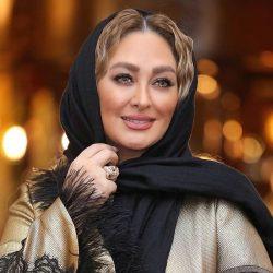 عکس های الهام حمیدی در جشن سریال هشتگ خاله سوسکه