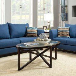 رنگ آبی در دکوراسیون منزل و محل کار