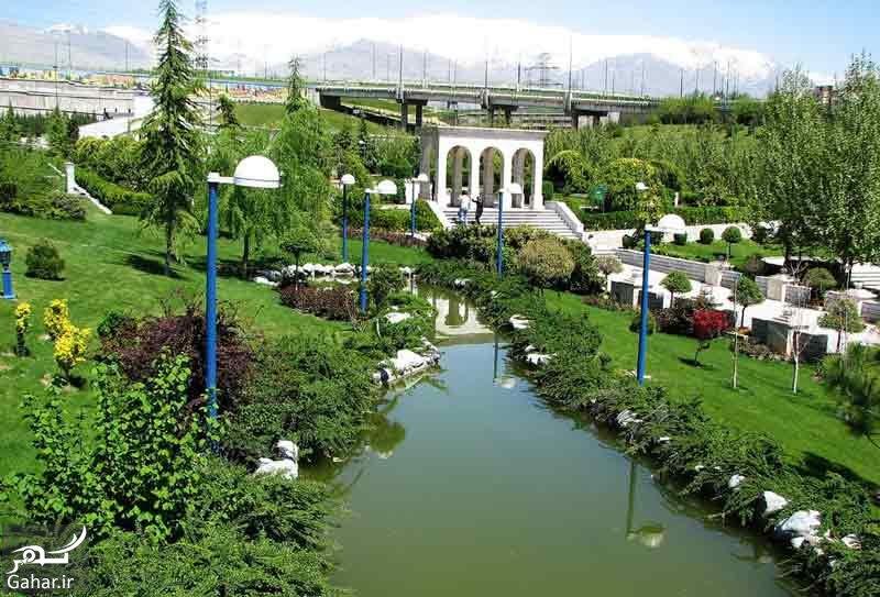 mataleb www.gahar .ir 19.10.97 2 فهرست پارک ها و بوستان های تهران