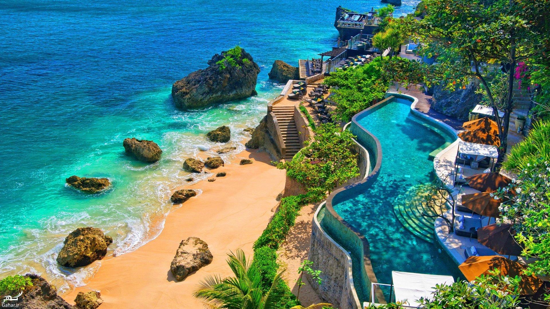 mataleb www.gahar .ir 19.10.97 4 جاذبه های گردشگری بالی را بشناسید