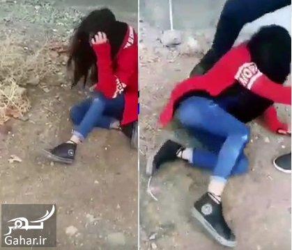 pesar sirjani ماجرای پسر سیرجانی و کتک زدن دختر در باغ / عکس