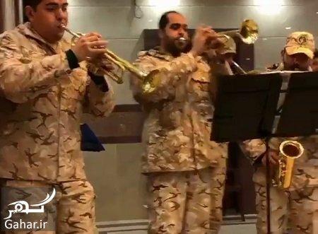 raghs sarbaz واکنش زیبای سردار کمالی به فیلم رقص سربازان + دانلود