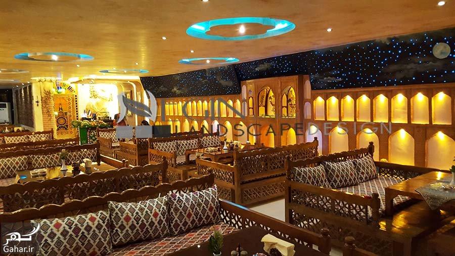 restourant design راهنمای دکوراسیون داخلی رستوران سنتی و مدرن