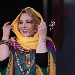 استایل سنتی بهنوش بختیاری در جشنواره فجر ۹۷