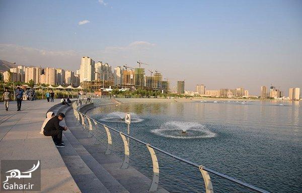 D0 آدرس دریاچه خلیج فارس تهران