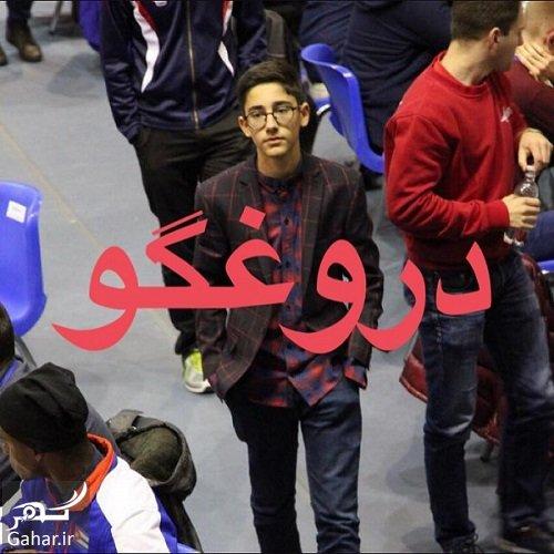 arian gholami افشاگری اردشیر احمدی علیه آرین غلامی شطرنج باز جوان