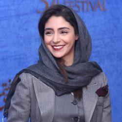 استایل متفاوت و دیدنی هستی مهدوی در جشنواره فجر ۳۷