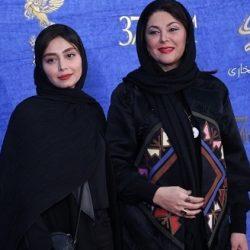 عکسهای بازیگران فیلم تیغ و ترمه در نشست خبری و اکران در جشنواره فجر ۹۷