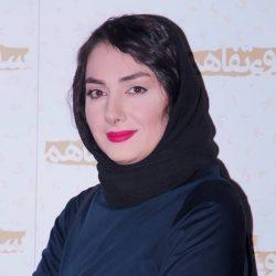 عکسهای هانیه توسلی در اکران مردمی سوء تفاهم