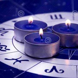 فال شمع سریع با ۷ نشان