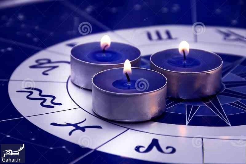 horoscope candle www.avtaf .com  فال شمع سریع با 7 نشان