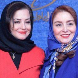 عکسهای بازیگران در اکران فیلم در خونگاه در جشنواره فیلم فجر ۹۷