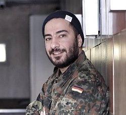 تیپ عجیب نوید محمدزاده در جشنواره فجر ۹۷