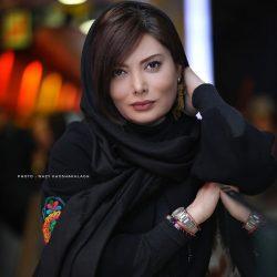 عکسهای جدید و متفاوت نگار فروزنده در اکران رقص روی شیشه