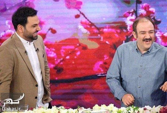 ASREJADID VIJE دانلود برنامه تحویل سال 98 شبکه سه با اجرای احسان علیخانی
