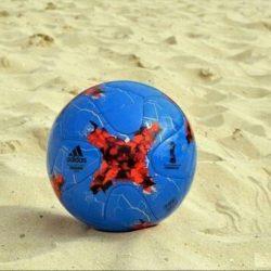 مشخصات توپ فوتبال ساحلی