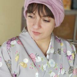 عکسهای دیدنی مهناز افشار با لباس ژاپنی