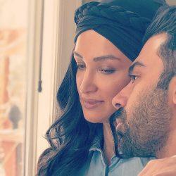 تیپ متفاوت روناک یونسی و همسرش در سالگرد ازدواج شان