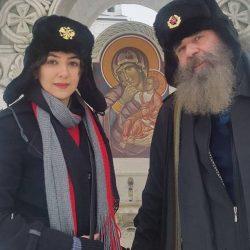 سارا صوفیانی و همسرش بیوگرافی سارا صوفیانی