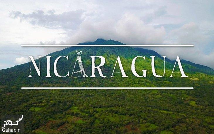 1 164 آشنایی با تاریخچه کشور نیکاراگوئه