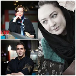 عکسهای بازیگران در جشنواره جهانی فیلم فجر ۹۸ (بخش دوم)