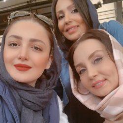 رفاقت ۲۰ ساله بازیگران زن / عکس
