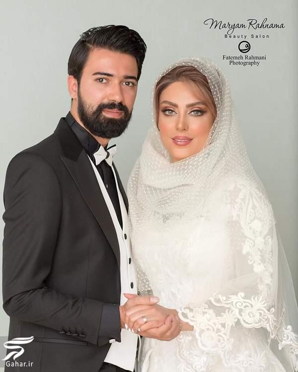 75296727 2275566396067510 552986802485802903 n عکسهای دیدنی از عروسی نیلوفر شهیدی به همراه همسرش