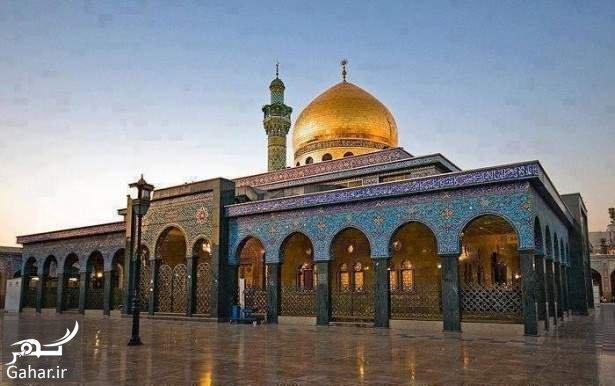 IMG13573754 آشنایی با مرقد حضرت زینب (س)