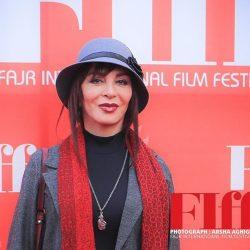 استایل افسانه بایگان در اختتامیه جشنواره جهانی فیلم فجر ۳۷ / ۵ عکس
