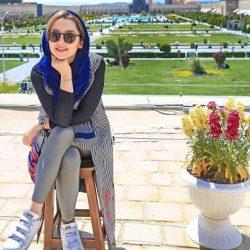 عکسهای نازنین بیاتی در اصفهان