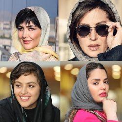 عکسهای بازیگران در جشنواره جهانی فیلم فجر ۹۸ (بخش اول)