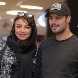 عکسهای مهلقا باقری و جواد عزتی در جشنواره جهانی فیلم فجر ۹۸