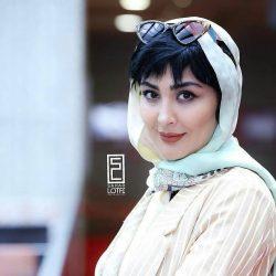 استایل مریم معصومی در جشنواره جهانی فیلم فجر ۹۸