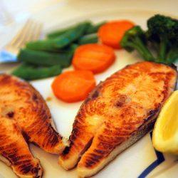 دو روش پخت ماهی سفید