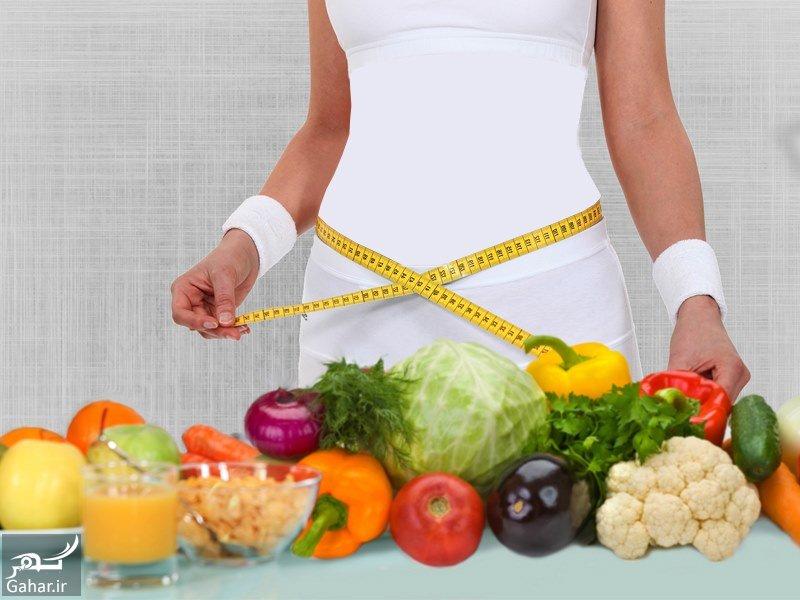 www.gahar .ir mataleb 04.02.98 9 Copy رژیم یک هفته ای : در کوتاهترین زمان وزن خود را 8 کیلو کاهش دهید
