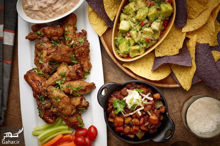 www.gahar .ir mataleb 05.02.98 9 انواع غذاهای آمریکایی