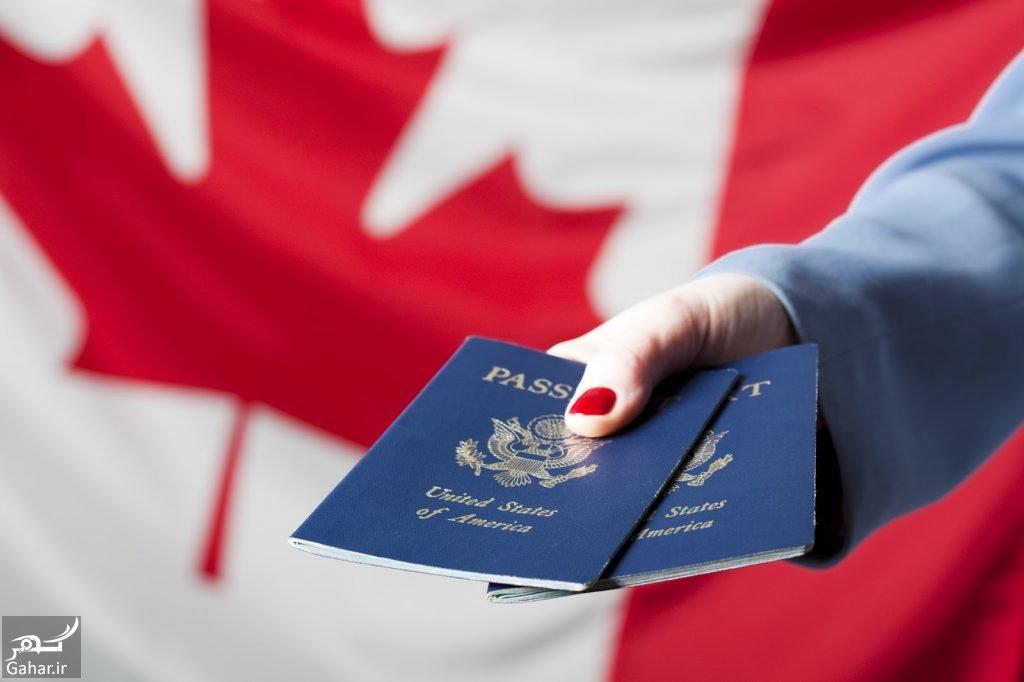 www.gahar .ir mataleb 07.02.98 10 راهنمای کامل دریافت ویزای کانادا