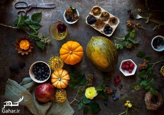www.gahar .ir mataleb 07.02.98 3 انواع مواد غذایی برای آرامش اعصاب