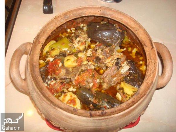 www.gahar .ir mataleb 08.02.98 2 آموزش و طرز تهیه خوراک قفقازی