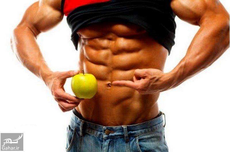 www.gahar .ir mataleb 28.01.98 5 مواد غذایی طبیعی برای از بین بردن چربی های بدن