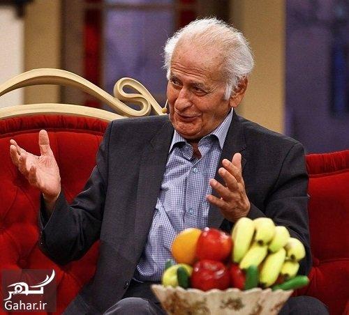 پرویز بهرام دوبلور معروف درگذشت + بیوگرافی پرویز بهرام, جدید 1400 -گهر