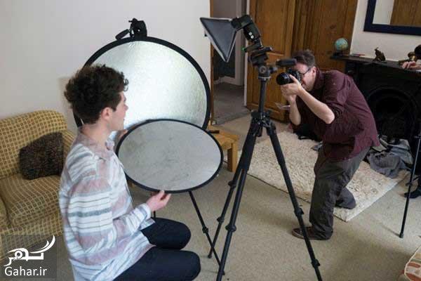 آموزش گرفتن عکس پرسنلی خوب, جدید 1400 -گهر