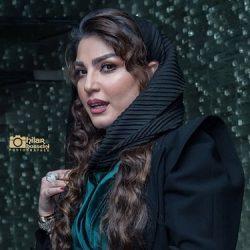 عکسهای سحر نظام دوست در اکران سقف مات + بیوگرافی سحر نظام دوست