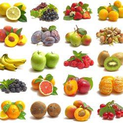 کامل ترین جدول کالری مواد غذایی