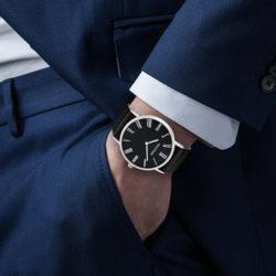 اصول ست کردن ساعت مچی با لباس برای مردان